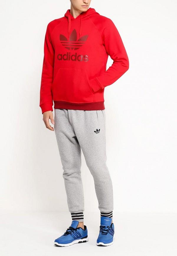Мужские худи Adidas Originals (Адидас Ориджиналс) AB7592: изображение 3
