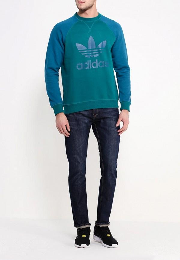 Толстовка Adidas Originals (Адидас Ориджиналс) AB7595: изображение 2