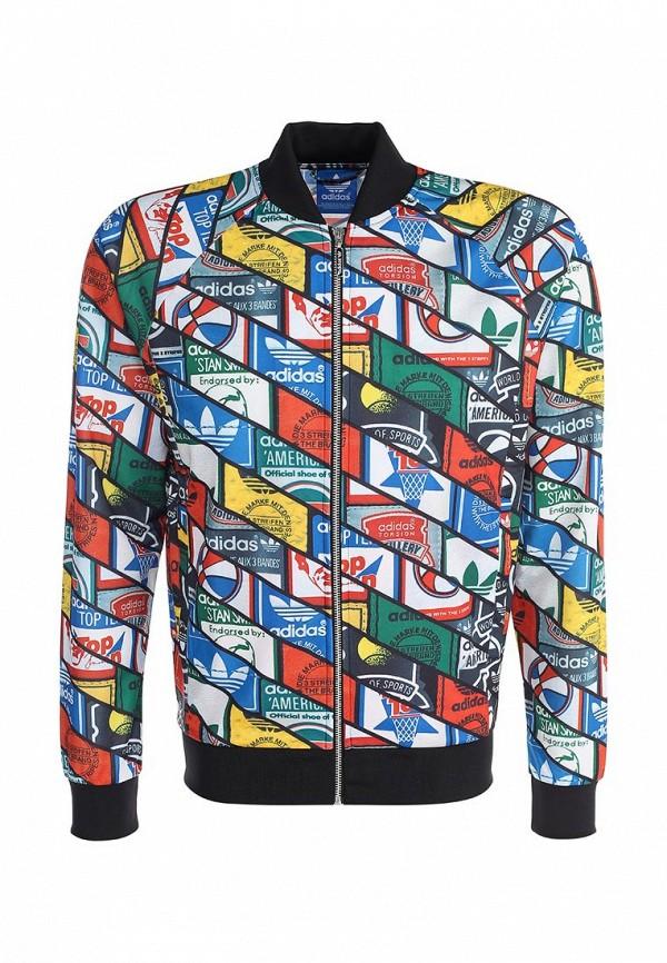 Олимпийка Adidas Originals (Адидас Ориджиналс) AB7683: изображение 1