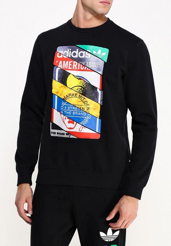 Толстовка Adidas Originals (Адидас Ориджиналс) AB7687: изображение 3