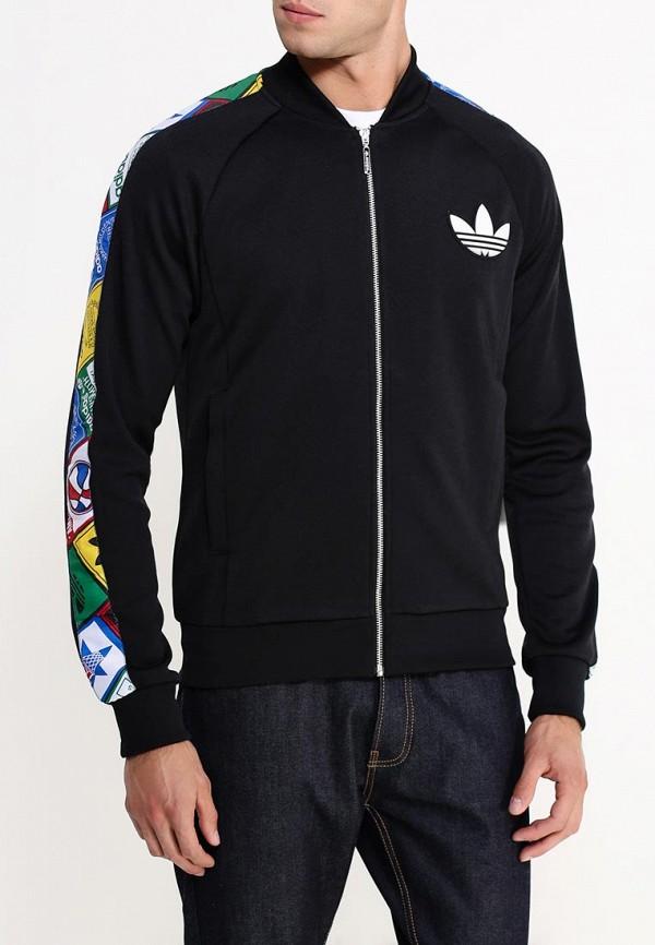 Олимпийка Adidas Originals (Адидас Ориджиналс) AB7692: изображение 4
