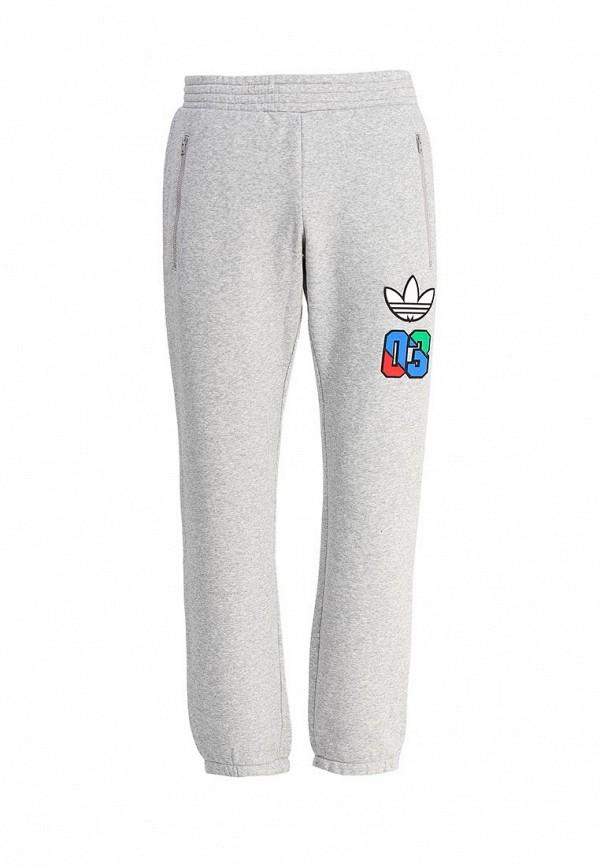 Мужские спортивные брюки Adidas Originals (Адидас Ориджиналс) AB7695: изображение 1