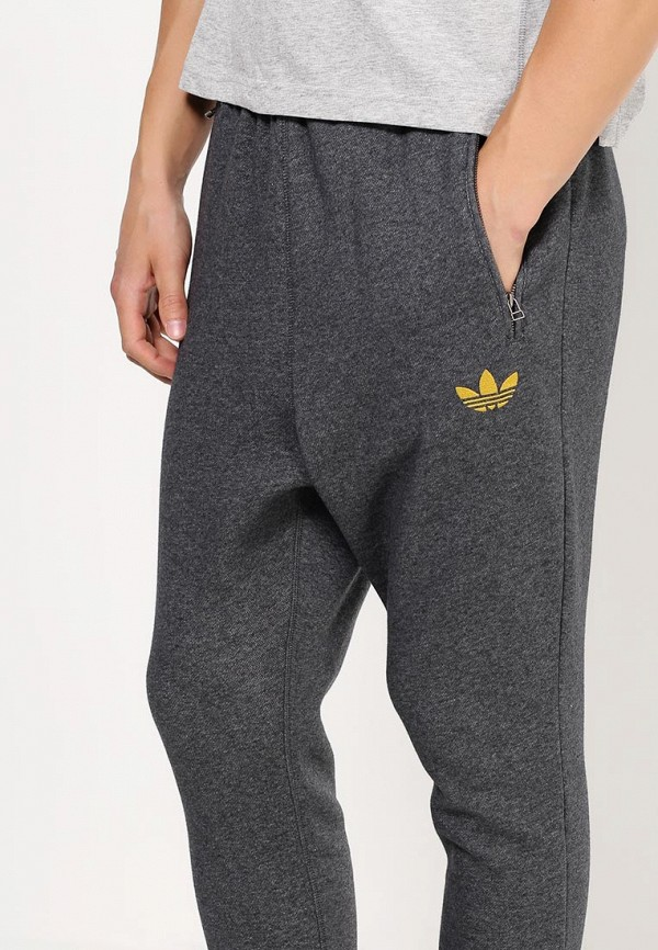 Мужские спортивные брюки Adidas Originals (Адидас Ориджиналс) AB7823: изображение 2
