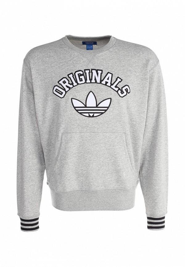 Толстовка Adidas Originals (Адидас Ориджиналс) AB7825: изображение 1