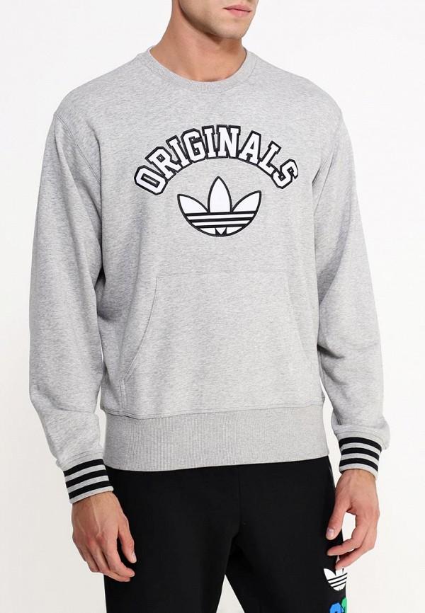 Толстовка Adidas Originals (Адидас Ориджиналс) AB7825: изображение 3