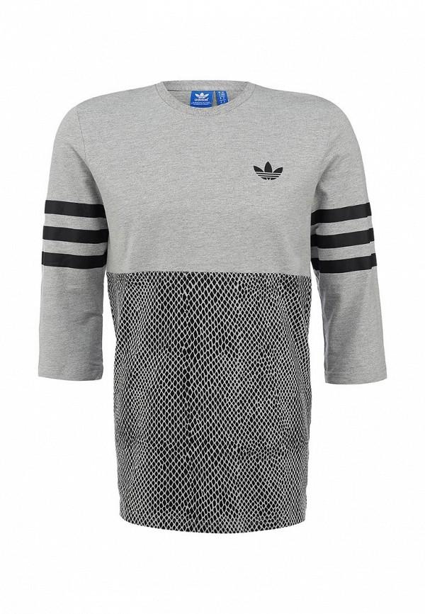Футболка с длинным рукавом Adidas Originals (Адидас Ориджиналс) AB7846: изображение 1