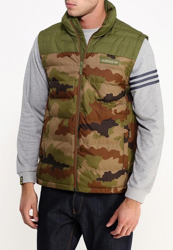 Жилет Adidas Originals (Адидас Ориджиналс) AB7855: изображение 4