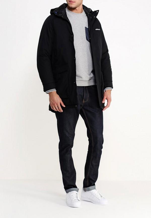 Утепленная куртка Adidas Originals (Адидас Ориджиналс) AB7859: изображение 2
