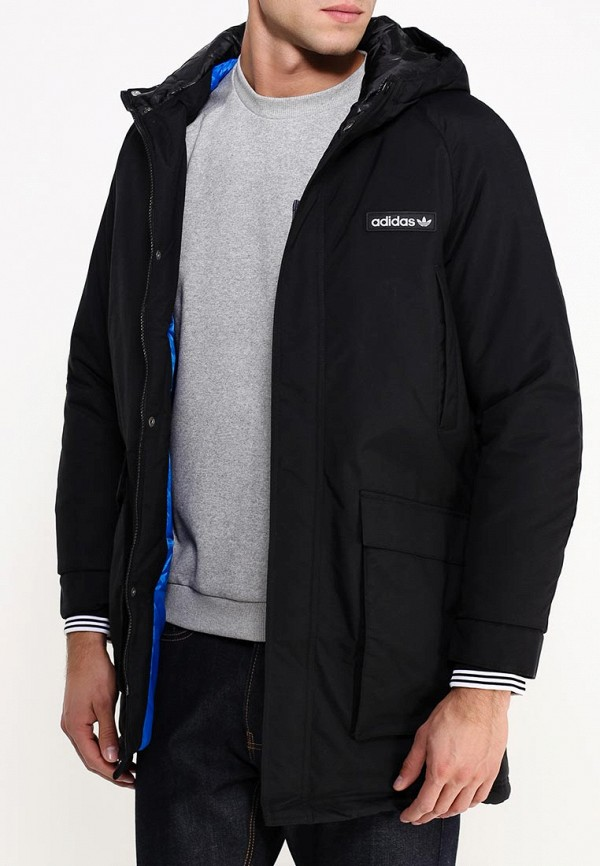 Утепленная куртка Adidas Originals (Адидас Ориджиналс) AB7859: изображение 3