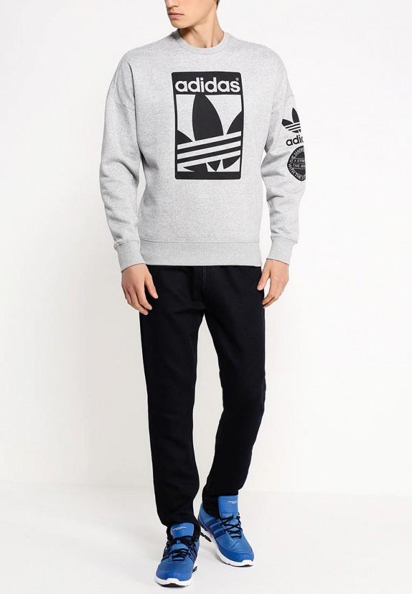 Толстовка Adidas Originals (Адидас Ориджиналс) AB8027: изображение 3