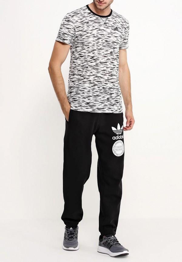 Мужские спортивные брюки Adidas Originals (Адидас Ориджиналс) AB8035: изображение 3