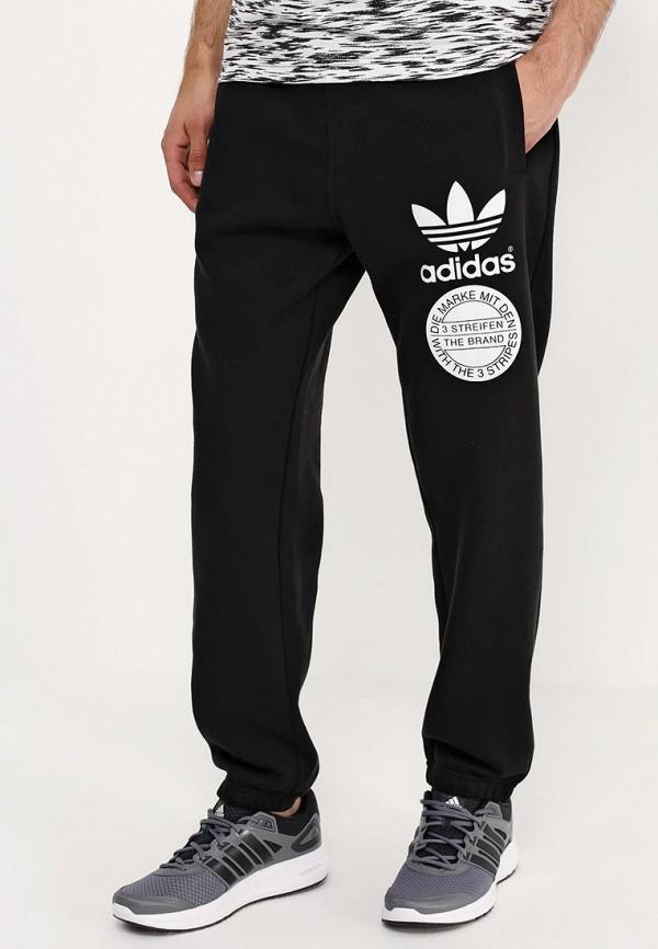 Мужские спортивные брюки Adidas Originals (Адидас Ориджиналс) AB8035: изображение 4