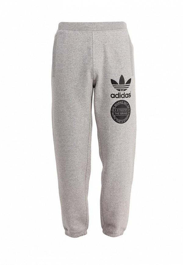 Мужские спортивные брюки Adidas Originals (Адидас Ориджиналс) AB8036: изображение 1