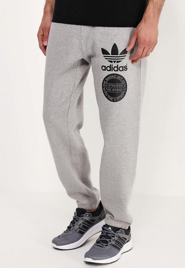 Мужские спортивные брюки Adidas Originals (Адидас Ориджиналс) AB8036: изображение 2