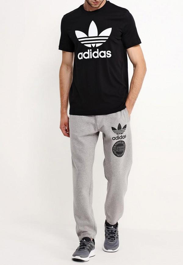 Мужские спортивные брюки Adidas Originals (Адидас Ориджиналс) AB8036: изображение 3