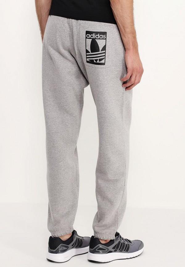 Мужские спортивные брюки Adidas Originals (Адидас Ориджиналс) AB8036: изображение 4