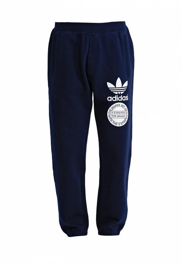 Мужские спортивные брюки Adidas Originals (Адидас Ориджиналс) AB8038: изображение 1