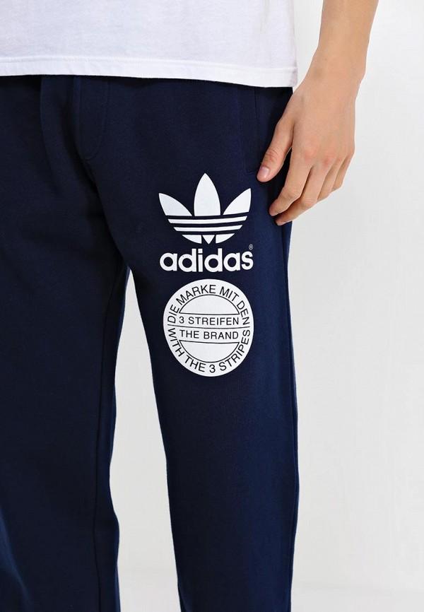 Мужские спортивные брюки Adidas Originals (Адидас Ориджиналс) AB8038: изображение 2