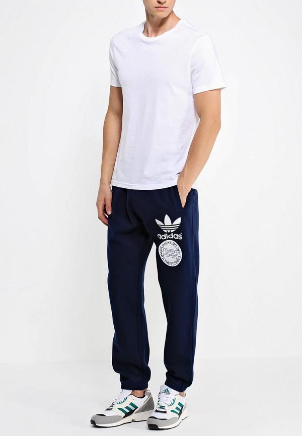 Мужские спортивные брюки Adidas Originals (Адидас Ориджиналс) AB8038: изображение 3