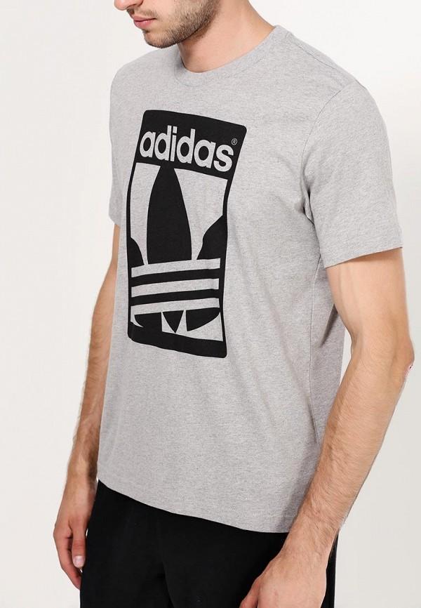 Спортивная футболка Adidas Originals (Адидас Ориджиналс) AB8047: изображение 2