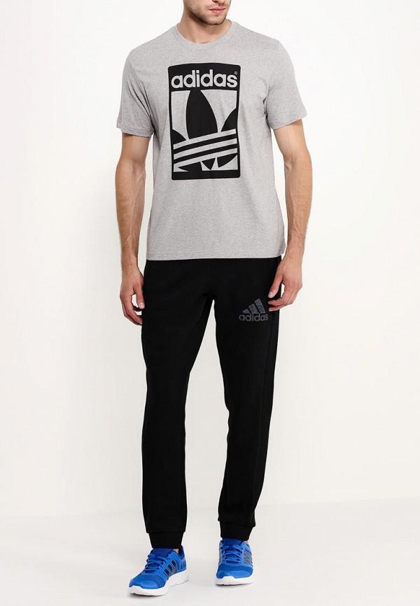 Спортивная футболка Adidas Originals (Адидас Ориджиналс) AB8047: изображение 3