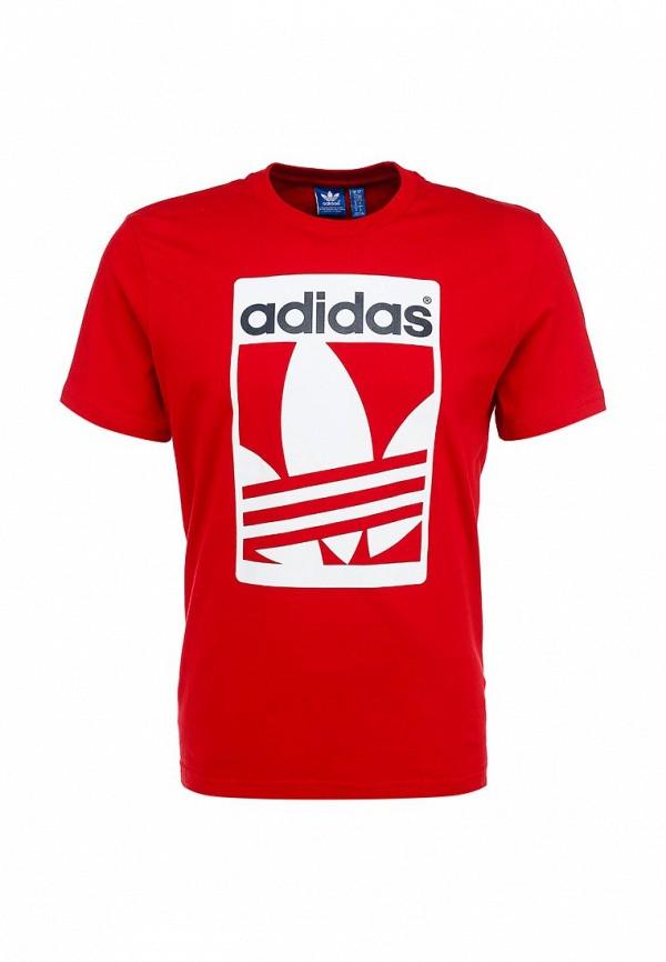 Спортивная футболка Adidas Originals (Адидас Ориджиналс) AB8049: изображение 1