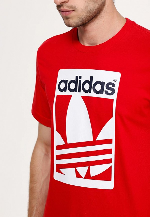 Спортивная футболка Adidas Originals (Адидас Ориджиналс) AB8049: изображение 2