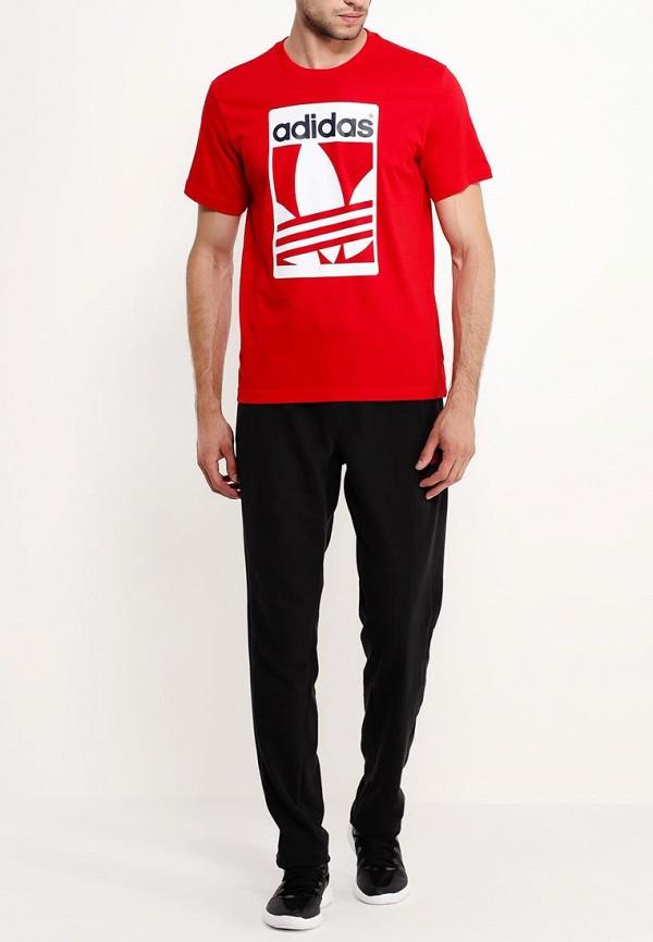 Спортивная футболка Adidas Originals (Адидас Ориджиналс) AB8049: изображение 3