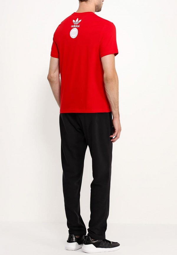 Спортивная футболка Adidas Originals (Адидас Ориджиналс) AB8049: изображение 4