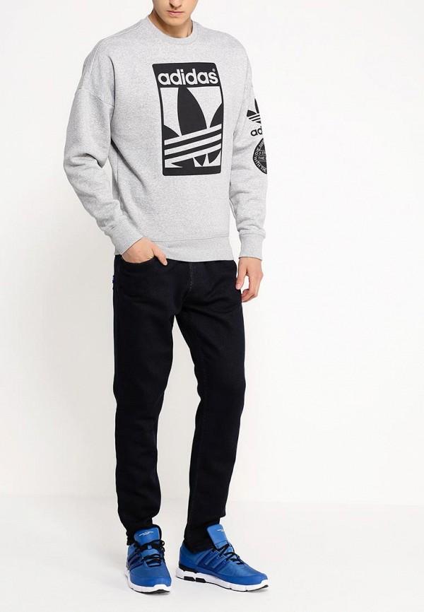 Мужские спортивные брюки Adidas Originals (Адидас Ориджиналс) AB8061: изображение 3