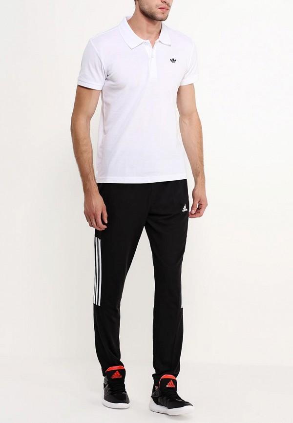 Мужские поло Adidas Originals (Адидас Ориджиналс) AB8294: изображение 3