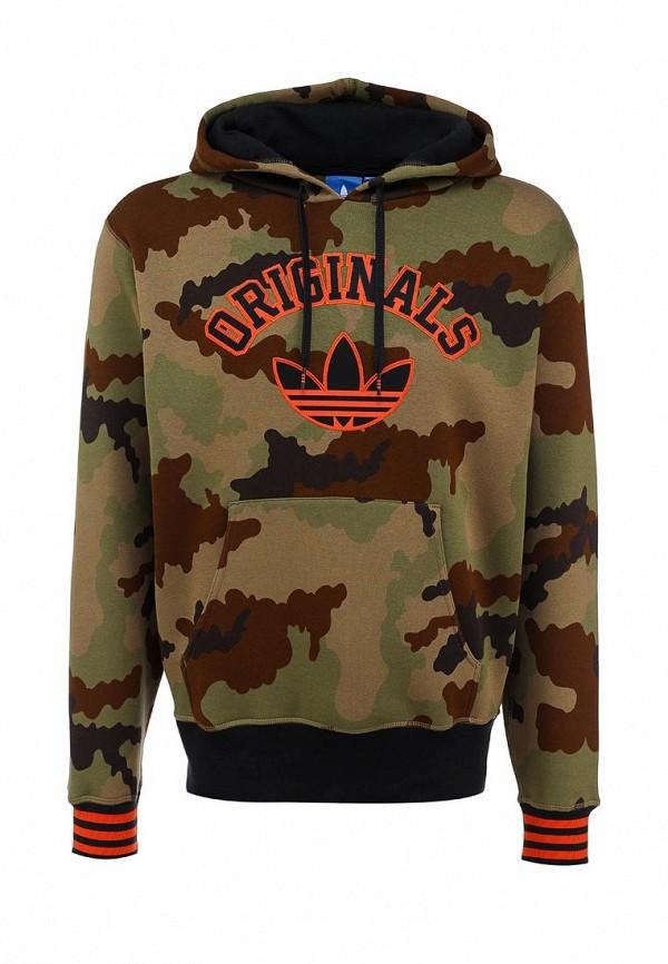 Мужские худи Adidas Originals (Адидас Ориджиналс) AB8368: изображение 1