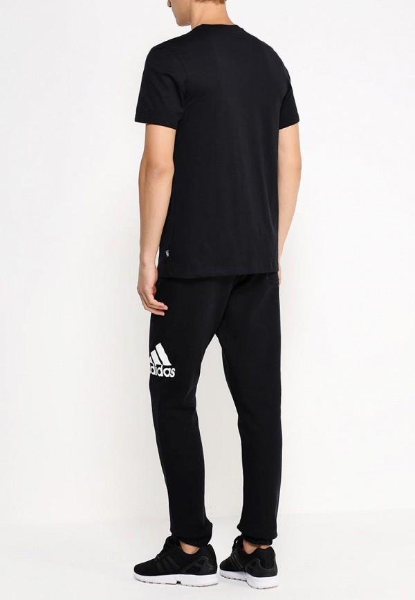 Футболка с надписями Adidas Originals (Адидас Ориджиналс) AB9541: изображение 4