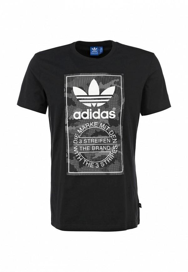 Футболка с коротким рукавом Adidas Originals (Адидас Ориджиналс) AB9591: изображение 1