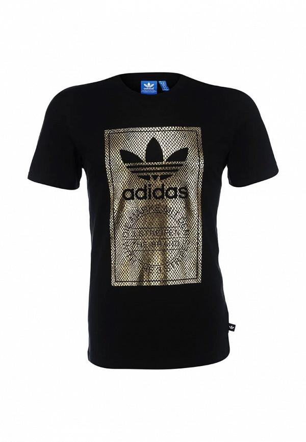 Спортивная футболка Adidas Originals (Адидас Ориджиналс) AB9603: изображение 1