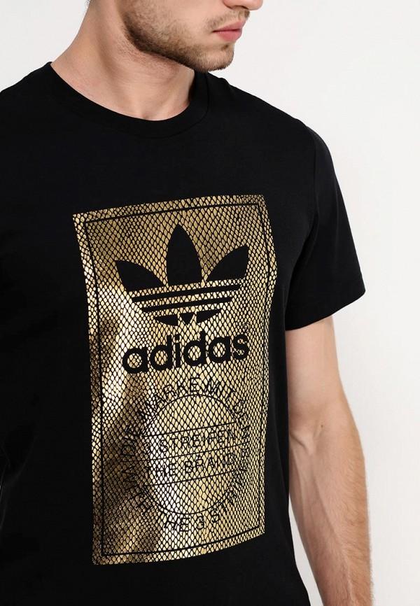 Спортивная футболка Adidas Originals (Адидас Ориджиналс) AB9603: изображение 2