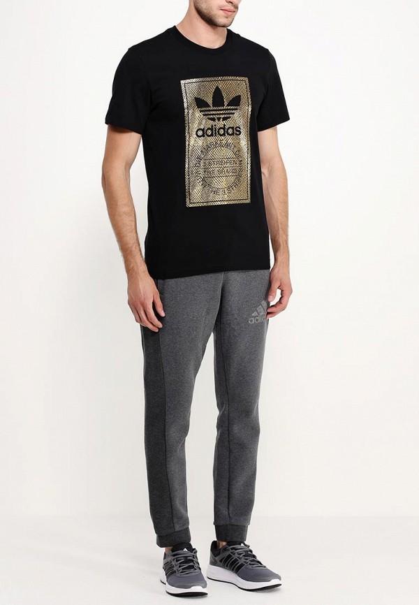 Спортивная футболка Adidas Originals (Адидас Ориджиналс) AB9603: изображение 3