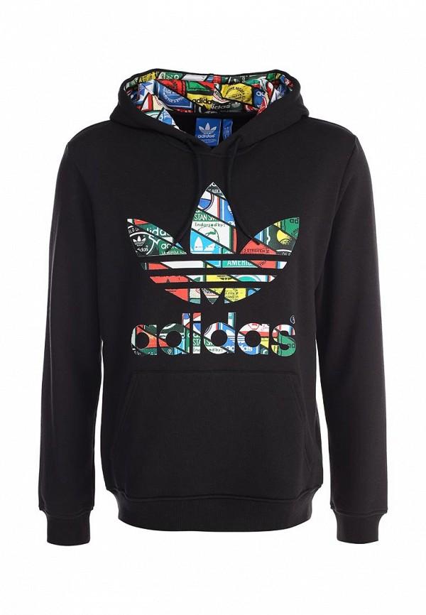 Мужские худи Adidas Originals (Адидас Ориджиналс) AC0485: изображение 1