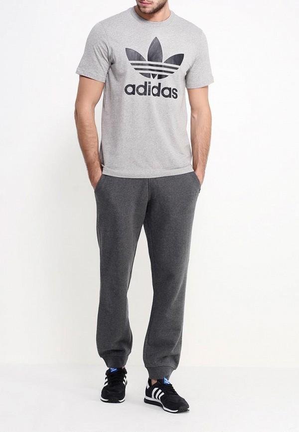 Мужские спортивные брюки Adidas Originals (Адидас Ориджиналс) S19183: изображение 2