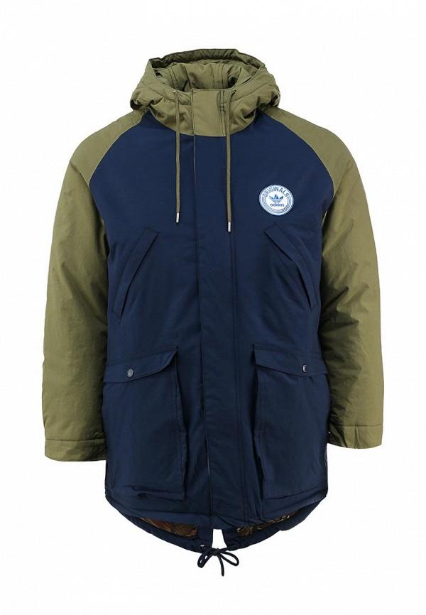 Утепленная куртка Adidas Originals (Адидас Ориджиналс) S18764: изображение 1