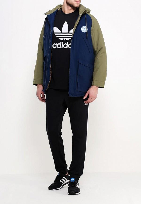 Утепленная куртка Adidas Originals (Адидас Ориджиналс) S18764: изображение 2
