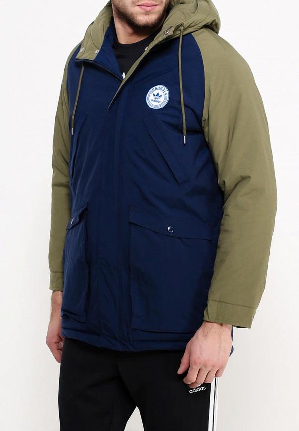 Утепленная куртка Adidas Originals (Адидас Ориджиналс) S18764: изображение 3