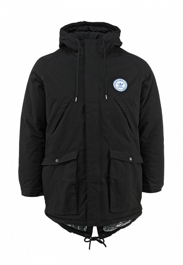 Утепленная куртка Adidas Originals (Адидас Ориджиналс) S18765: изображение 1