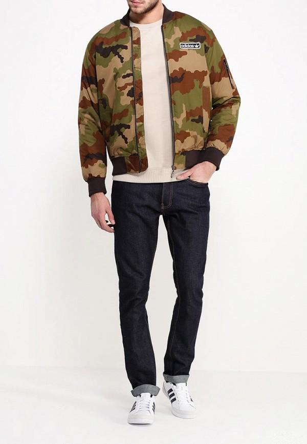 Куртка Adidas Originals (Адидас Ориджиналс) AB7671: изображение 2