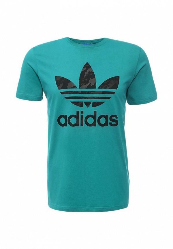 Футболка с коротким рукавом Adidas Originals (Адидас Ориджиналс) AJ6910: изображение 2