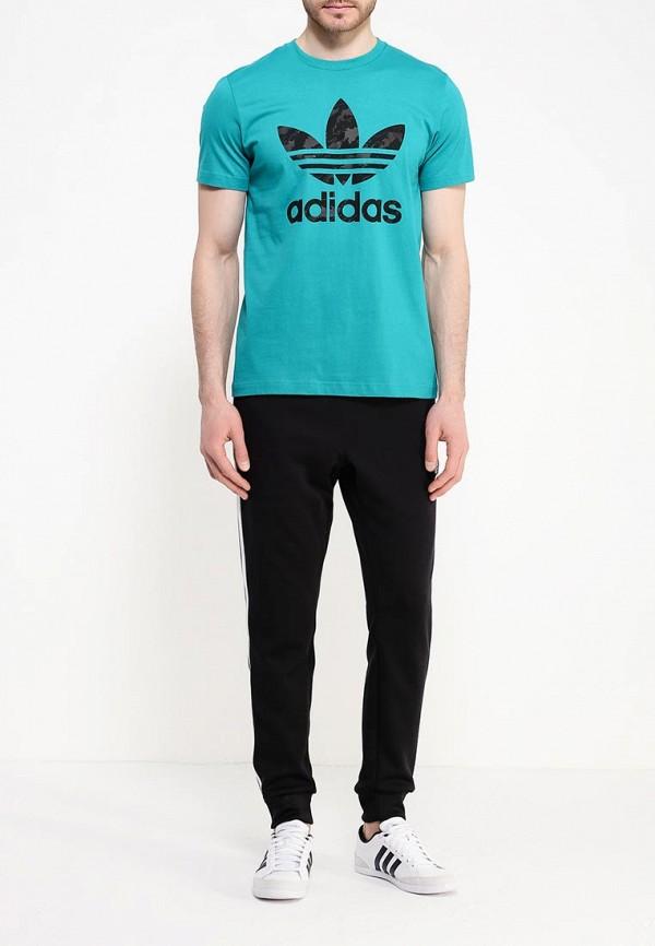 Футболка с коротким рукавом Adidas Originals (Адидас Ориджиналс) AJ6910: изображение 3