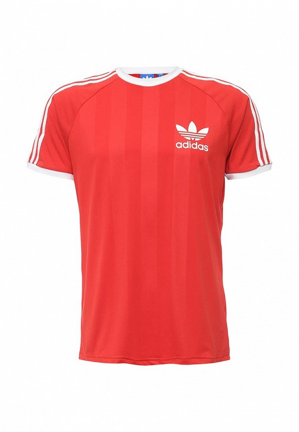 Футболка с коротким рукавом Adidas Originals (Адидас Ориджиналс) AJ6925: изображение 1