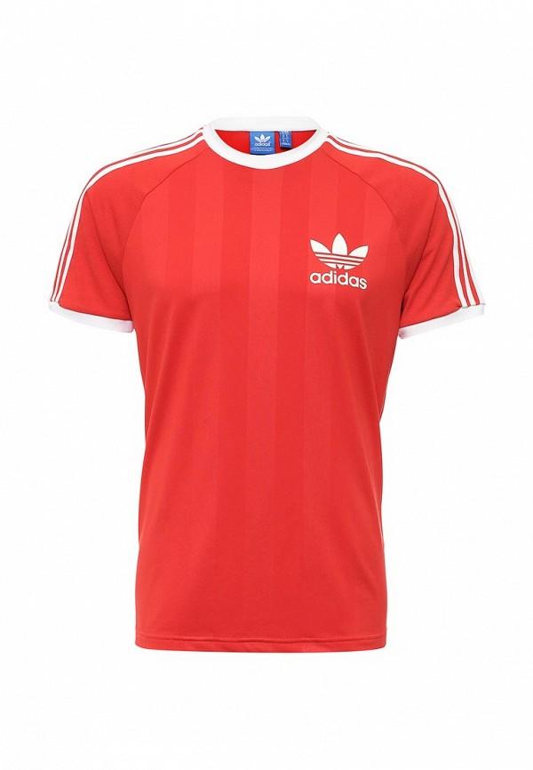 Футболка с коротким рукавом Adidas Originals (Адидас Ориджиналс) AJ6925: изображение 2