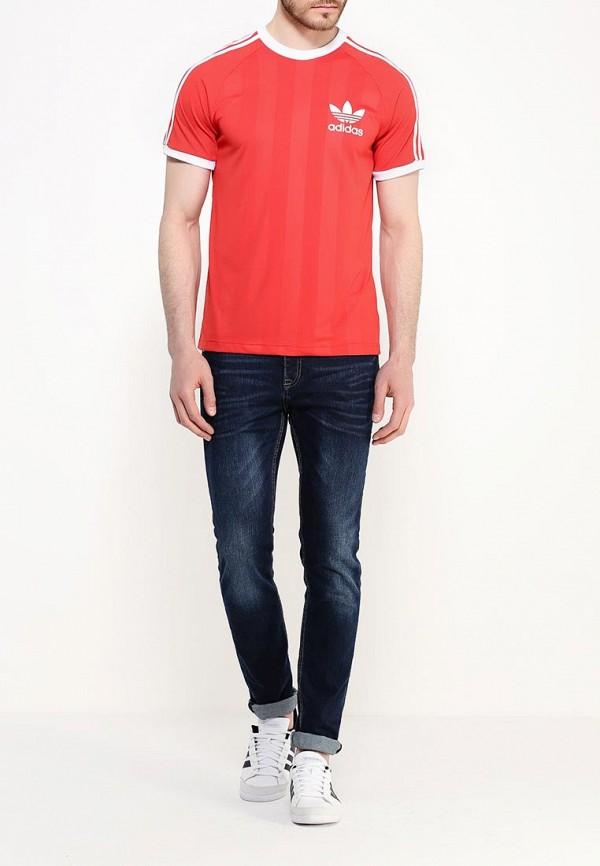 Футболка с коротким рукавом Adidas Originals (Адидас Ориджиналс) AJ6925: изображение 3