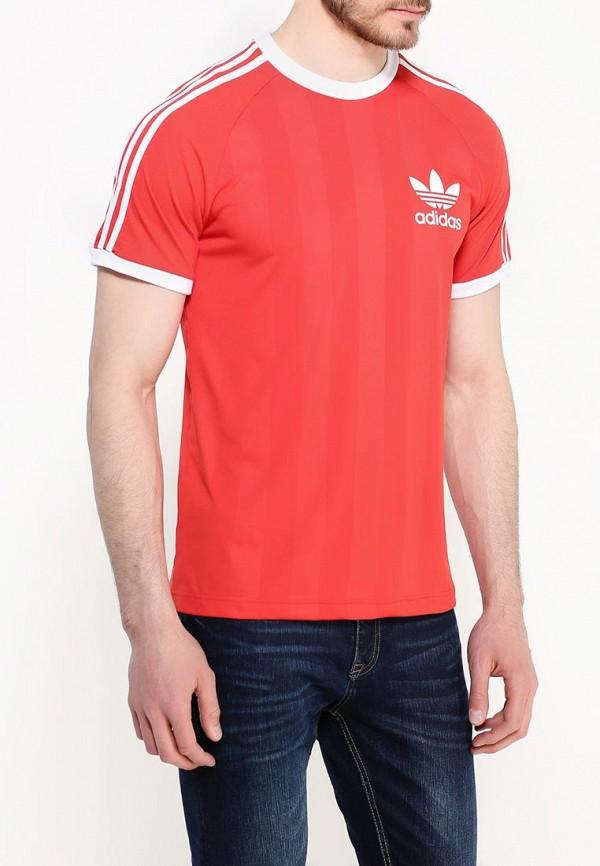 Футболка с коротким рукавом Adidas Originals (Адидас Ориджиналс) AJ6925: изображение 4